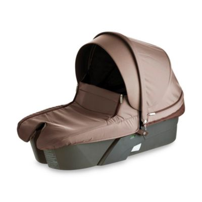 Stokke® Xplory® Carry Cot in Brown