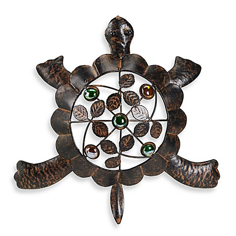 Outdoor Turtle Wall Art