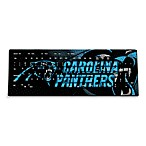 NFL Carolina Panthers Wireless Keyboard
