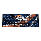 NFL Denver Broncos Wireless Keyboard