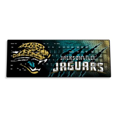 NFL Jacksonville Jaguars Wireless Keyboard