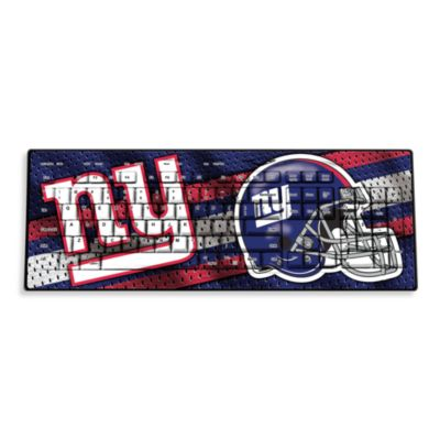 NFL New York Giants Wireless Keyboard