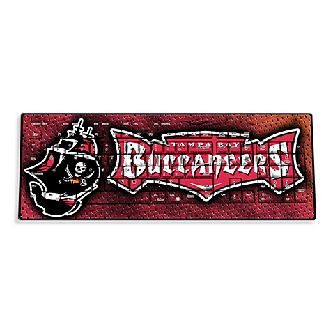 NFL Tampa Bay Buccaneers Wireless Keyboard