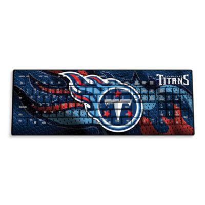 NFL Tennessee Titans Wireless Keyboard