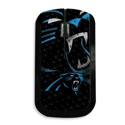 NFL Carolina Panthers Wireless Mouse