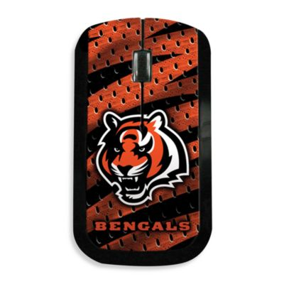 NFL Cincinnati Bengals Wireless Mouse