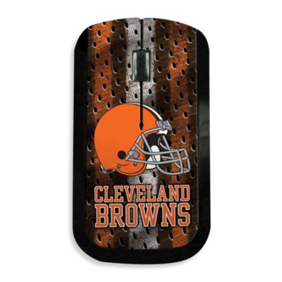 NFL Cleveland Browns Wireless Mouse