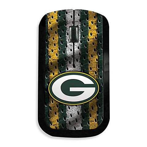 NFL Green Bay Packers Wireless Mouse