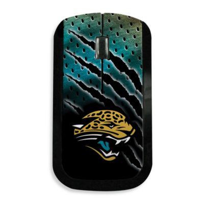 NFL Jacksonville Jaguars Wireless Mouse