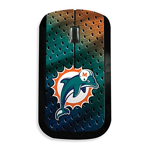 NFL Miami Dolphins Wireless Mouse