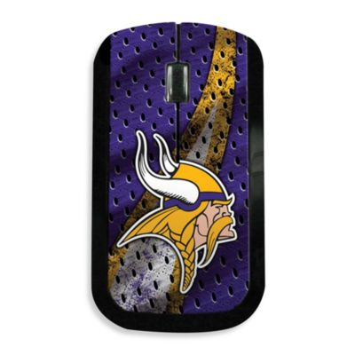 NFL Minnesota Vikings Wireless Mouse