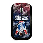 NFL New England Patriots Wireless Mouse