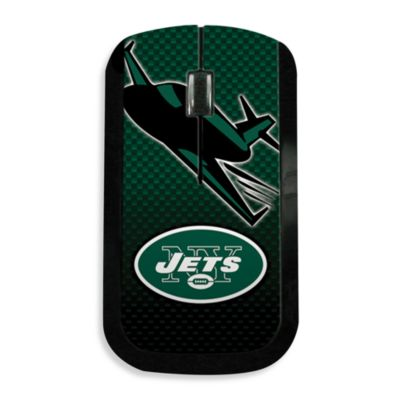 NFL New York Jets Wireless Mouse