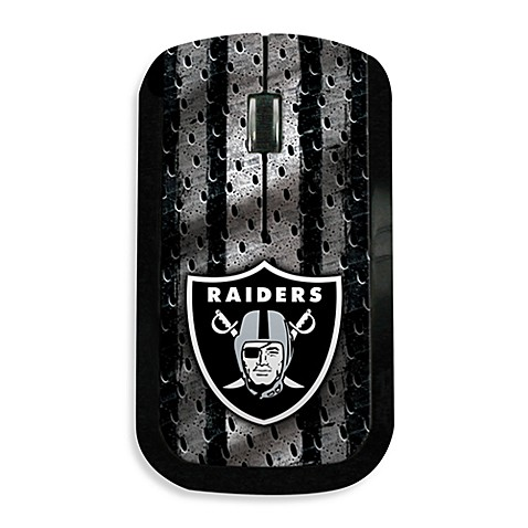 NFL Oakland Raiders Wireless Mouse