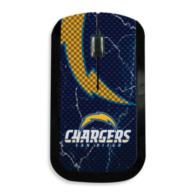 NFL San Diego Chargers Wireless Mouse