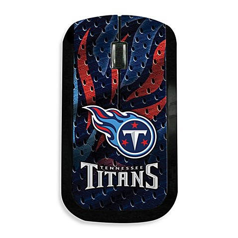 NFL Tennessee Titans Wireless Mouse