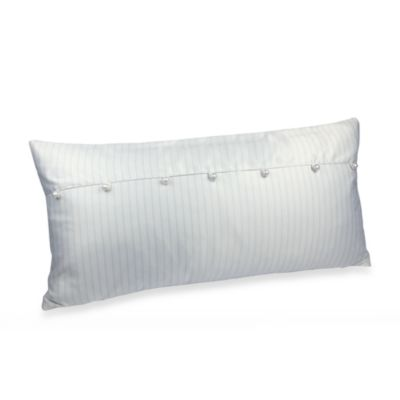 Lenox® French Perle Rectangle Toss Pillow