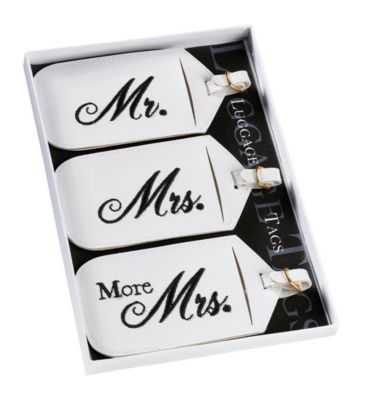 Luggage Tags Sets Gifts