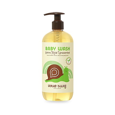 Little twig® Unscented 17 oz. Baby Wash