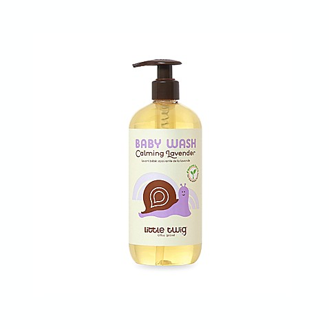 Little twig® 17 oz. Baby Wash in Lavender