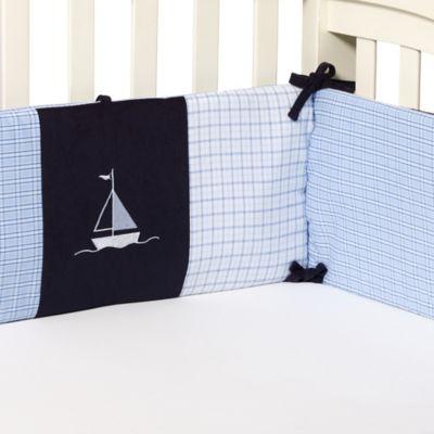 Nautica Kids Crib Bumper