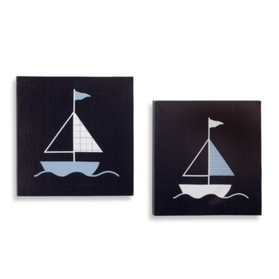 Nautica Kids® William Wall Art
