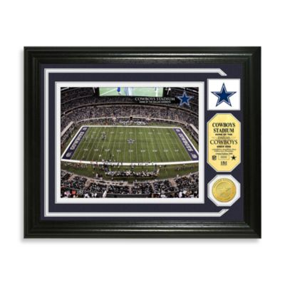 Dallas Cowboys Minted Team Medallion Photo Mint