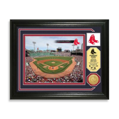 Boston Red Sox Coin Photo Mint