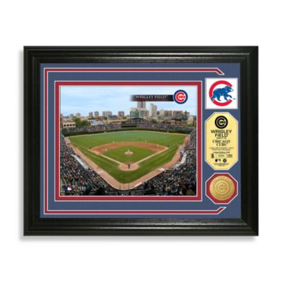 Chicago Cubs Coin Photo Mint