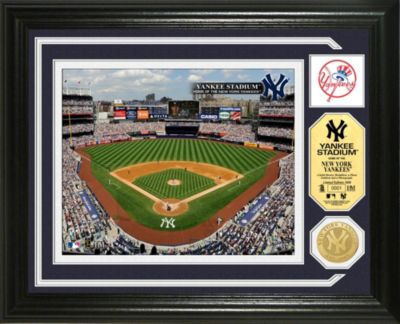 New York Yankees Coin Photo Mint