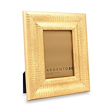 Argento SC Carmel Gold 4-Inch x 6-Inch Picture Frame