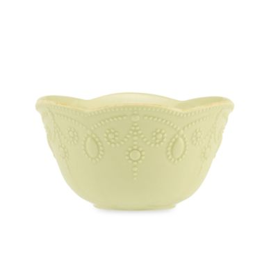 Lenox® French Perle 5-1/2 Inch Fruit Bowl in Pistachio