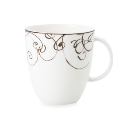 Simply Fine Lenox® Chocolate Bone China Cup