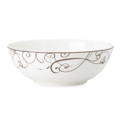 Simply Fine Lenox® Chocolate All Purpose Bowl
