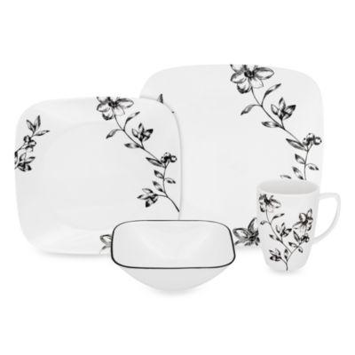 Corelle® Favourite Fleur™ 16-Piece Dinnerware Set