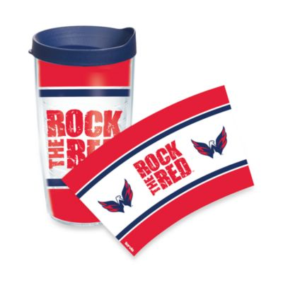 Tervis® NHL Washington Capitals Wrap 16-Ounce Tumbler with Lid