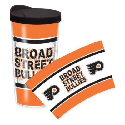 Tervis® NHL Philadelphia Flyers Broad Street Bullies Wrap 16-Ounce Tumbler with Lid