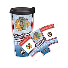 Tervis® Tumbler NHL Chicago Blackhawks Wrap 24-Ounce Tumbler