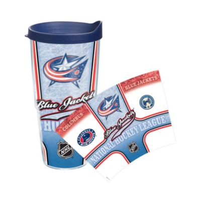 Tervis® NHL Columbus Blue Jackets Wrap 24-Ounce Tumbler