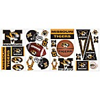 University of Missouri Peel & Stick Wall Decals