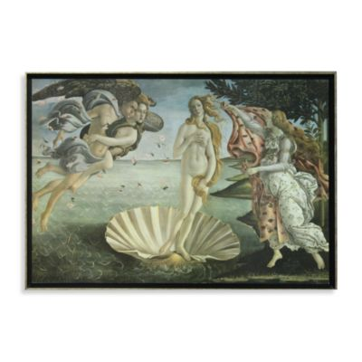 The Birth of Venus by Sandro Botticelli Wall Art