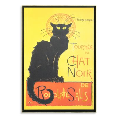 Tournee du Chat Noir de Rodolphe Salis by Theophile Alexandre Steinlen Wall Art