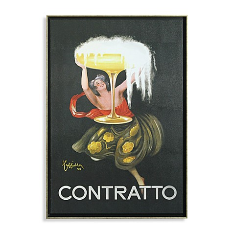 Contratto by Leonetto Cappiello Wall Art