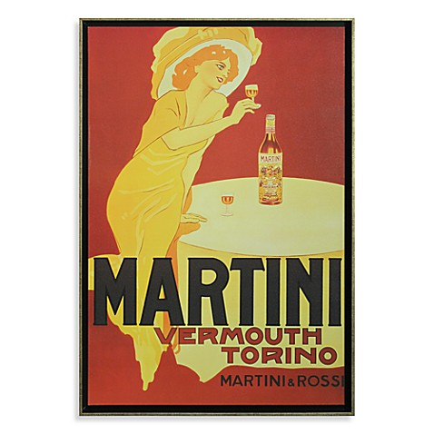 Vermouth Torino by Marcello Dudovich Wall Art