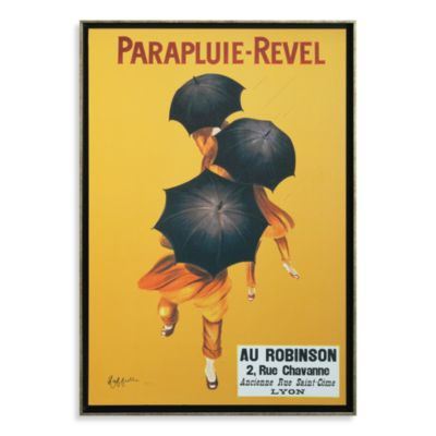 Parapluie-Revel by Leonetto Cappiello Wall Art