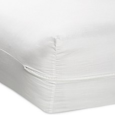 Zippered Mattress Cover with Ultra Fresh Treatment