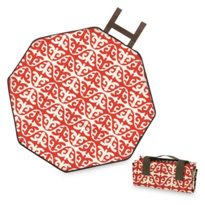 Red & White Diaper Bags