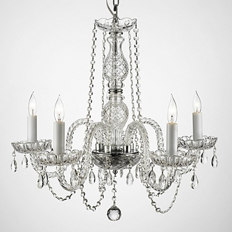 Gallery Crystal 5-Light Chandelier