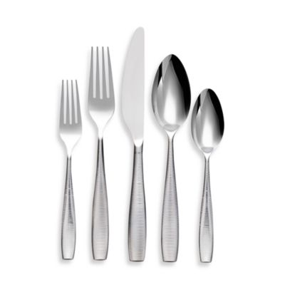 Nambe Fiona 5-Piece Place Setting