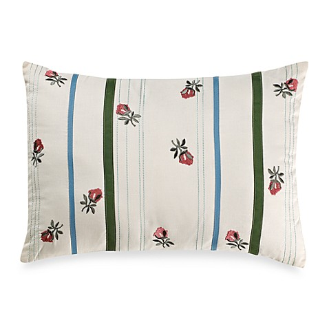 Laura Ashley® Wakefield Breakfast Toss Pillow